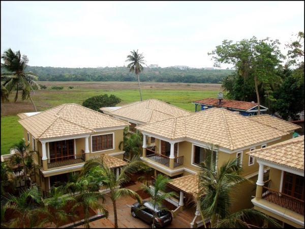 Villa With Field View In Goa Villa Sale In Goa