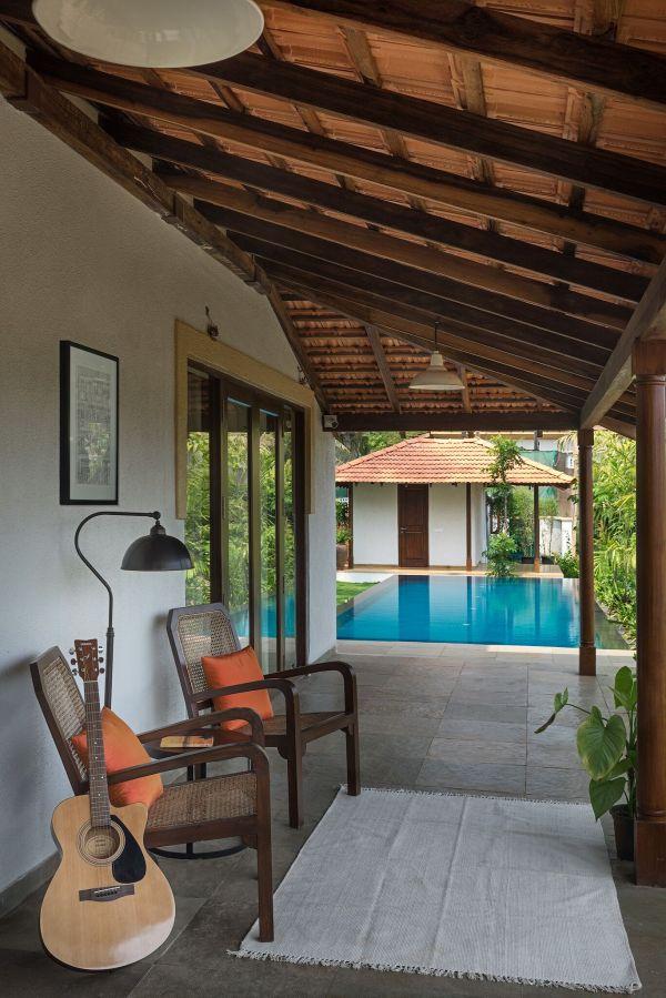 Villas in goa for sale goa villas with field views for Small house for sale in goa