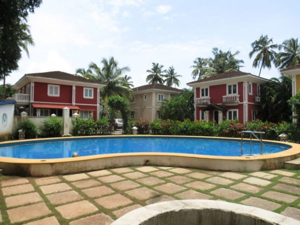 Goa Holiday Home For Sale In Candolim