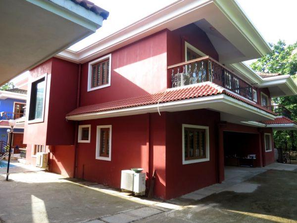Gated Complex Villa For Sale In Assagao Goa