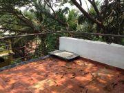 Open terrace - master bedroom