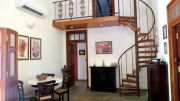 Dining area & staircase
