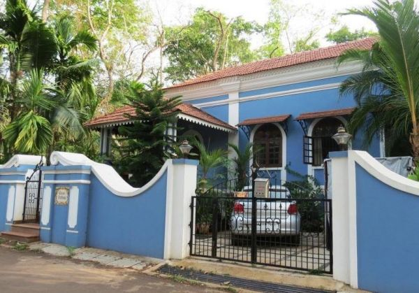 Renovated Old Goan House