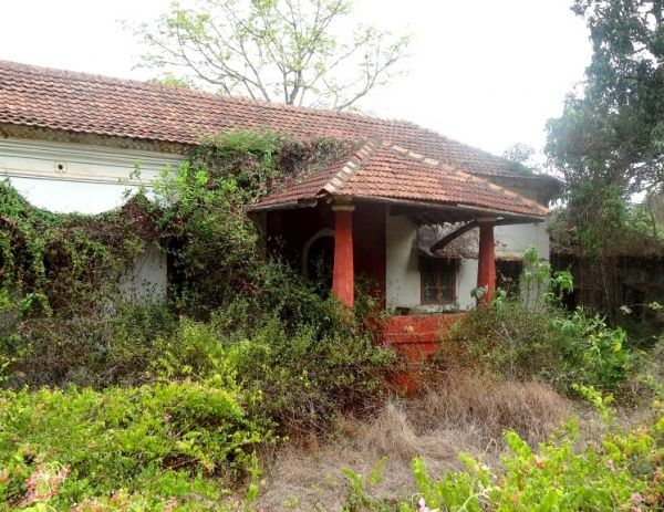 Old Goan Portuguese House
