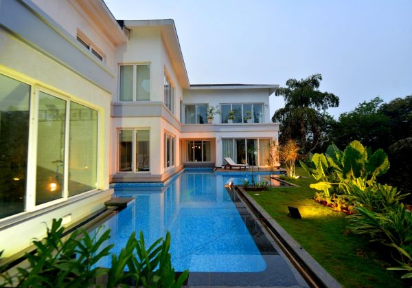 Independent Villa in a gated complex