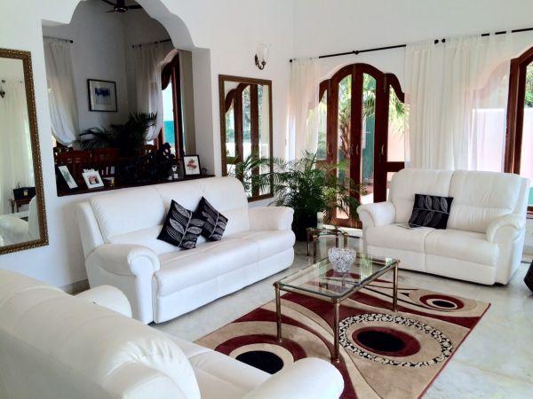 goa beach holidays goa bhk living room   Villas in Goa for Sale   Buy Premium Villa in Aldona, Goa