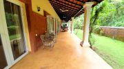 Colonial style verandah