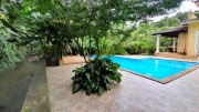 Pool and the deck