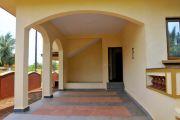 Main entrance, car porch