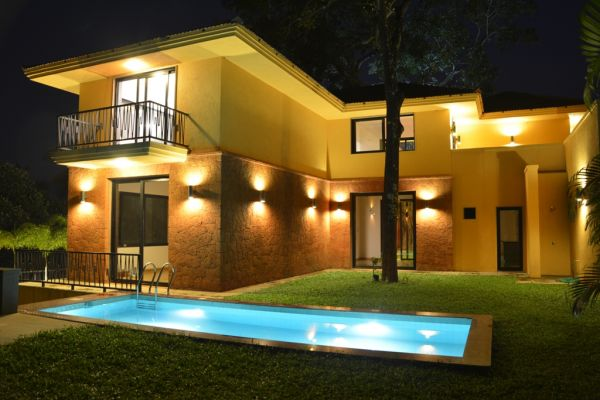 Goa Villas with Sea View for Sale