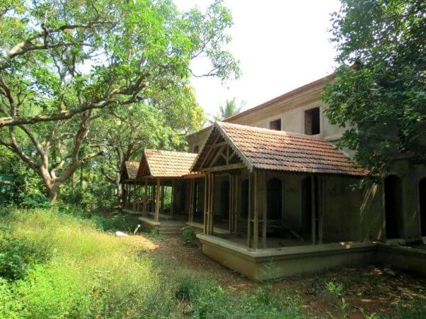 Renovated Heritage Goan House