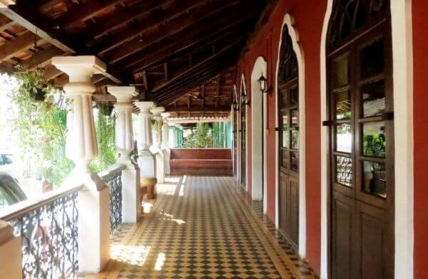 Old Goan House