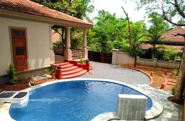Renovated Old Goan House