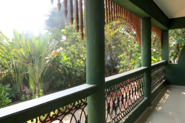 Villa in a gated complex