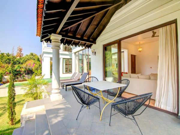 Beach Villas in Goa