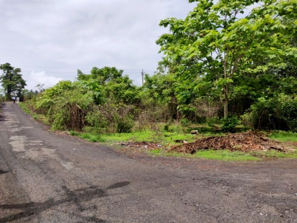 Developed plots for sale