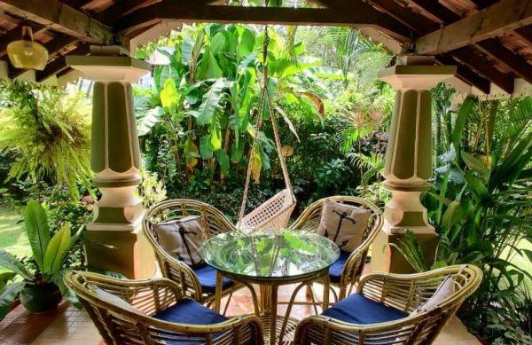 Goan Style Villa in a gated complex at Sangolda in North Goa