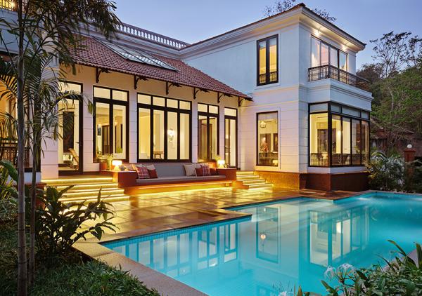 Luxurious Designer Villas at Socorro